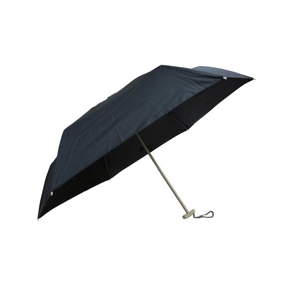 499 特價 雨傘 萊登傘 薄傘 扁傘 輕傘 口袋傘 手開三折傘 好攜帶 Leighton 易甩乾 素色 (黑色)