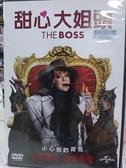 挖寶二手片-N01-009-正版DVD-電影【甜心大姐頭】-瑪莉莎麥卡錫 克莉絲汀貝爾 彼得汀克萊傑(直購價