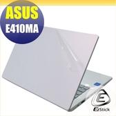 【Ezstick】ASUS E410 E410MA 二代透氣機身保護貼(含上蓋貼、鍵盤週圍貼)DIY 包膜