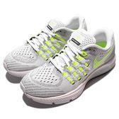 ~四折 ~Nike 慢跑鞋Wmns Air Zoom Vomero 11 CP 灰白螢光黃