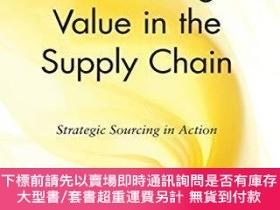 二手書博民逛書店Harnessing罕見Value In The Supply ChainY256260 Emiko Banf