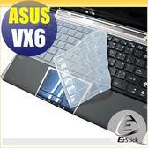 ASUS EPC VX6 (藍寶堅尼) 系列專用鍵盤膜 - EZstick矽膠鍵盤保護膜