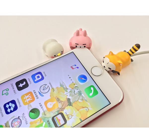 卡娜赫拉 咬咬 iPhone傳輸線/充電線 防斷保護套 Kanahei Cable Bite 該該貝比日本精品 ☆