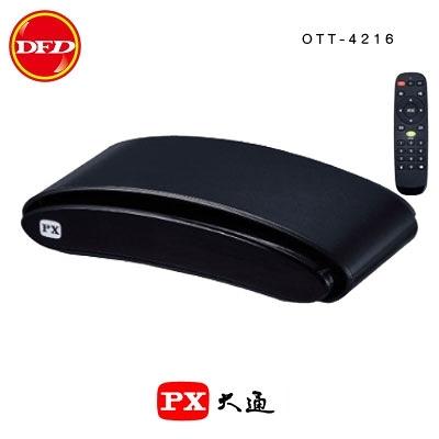 PX 大通 OTT-1000 6K 追劇王 智慧電視盒 android 安卓 7 網路電視盒 netflix youtube 免運