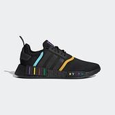 Adidas Nmdr1 C-07 [GX0997] 男女鞋 運動 休閒 皮克斯 襪套式 透氣 緩震 穿搭 愛迪達 黑