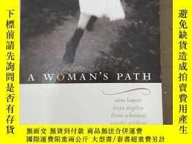 二手書博民逛書店A罕見Woman s Path: Best Women s Sp