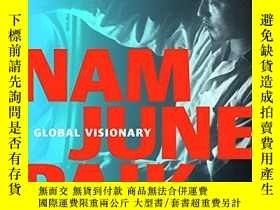 二手書博民逛書店Nam罕見June Paik: Global Visionary