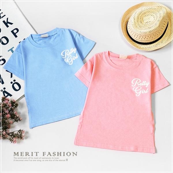 藍 大人 媽媽 卡通貝蒂性感翹腳短T 女童 棉質 春夏 短袖 上衣 T恤