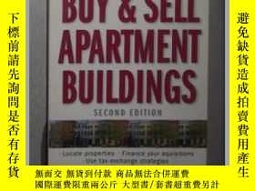 二手書博民逛書店英文原版罕見How to Buy and Sell Apartm
