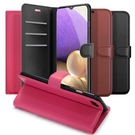 Dapad for Samsung Galaxy A32 5G 百搭時代多卡式夾層皮套