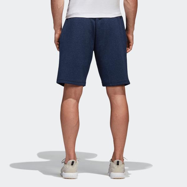 Adidas M ID STADIUM SH [CW0870] 男 運動 休閒 短褲 舒適 棉質 口袋 愛迪達 深藍