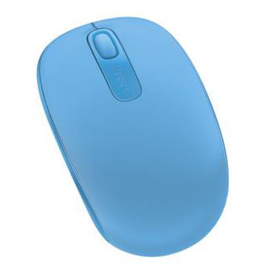 Microsoft 微軟無線行動鼠1850青