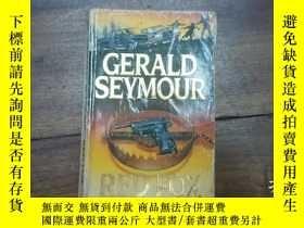 二手書博民逛書店RED罕見FOXY270271 GERALD SEYMPUR D