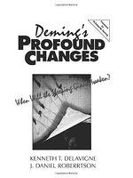 二手書博民逛書店《Deming s profound changes : whe