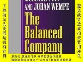 二手書博民逛書店The罕見Balanced Company: A Corporate Integrity Theory-平衡公司: