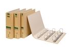 """立強 牛皮紙 環保 檔案夾 美式 孔夾 2""""D型 12個/箱 GR8804D"""