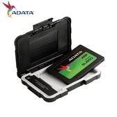 【1212特販+免運費】ADATA 威剛 硬碟外接盒 SSD外接盒 2.5吋 ED600 USB 3.2 防震型X1【外接盒不含HDD/SSD 】