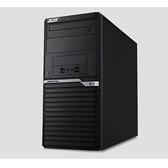 Acer Veriton M6660G 高效混碟商用主機【Intel Core i7-9700 / 8GB / 1TB+256GB SSD / W10P】(Q370)