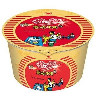 統一麵 蔥燒牛肉風味 90g/碗【康鄰超市】