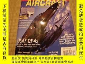 二手書博民逛書店Combat罕見aircraft世界軍事航空雜誌期刊 2005年