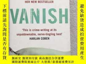 二手書博民逛書店Vanish:罕見(Rizzoli & Isles series