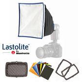英國 Lastolite Ezybox Speed-Lite 2 三合一快收機頂柔光罩 LL LS2430C (公司貨)