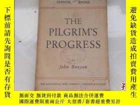 二手書博民逛書店The罕見Pilgrim's ProgressY10274 JO
