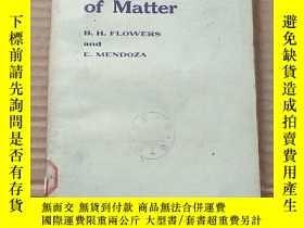 二手書博民逛書店properties罕見of matter(P655)Y173412
