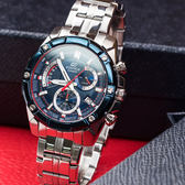 EDIFICE 極限紅牛車隊賽車腕錶 EFR-559TR-2A CASIO EFR-559TR-2ADR 現貨 熱賣中!
