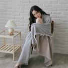 涼被 四層紗涼毯 150x200cm【淺灰】薄被 四季被毯 吸濕排汗 翔仔居家