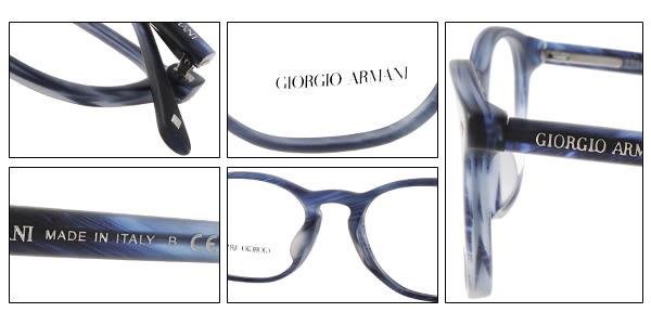 GIORGIO ARMANI 光學眼鏡 GA7074F 5402 (藍) 質感熱銷簡約經典款  # 金橘眼鏡