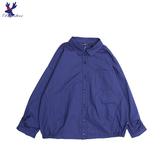 【春夏新品】American Bluedeer - 打褶袖襯衫(特價) 二色