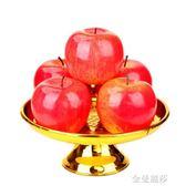 他向塑料仿真蘋果果盤居家供奉裝飾用品假水果風水擺件貢品工藝品 金曼麗莎