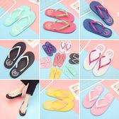雙12鉅惠 新款情侶款韓版人字拖女時尚外穿拖鞋男女夏夾腳防滑平跟沙灘涼拖