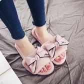 棉拖鞋女居家毛絨時尚臥室木地板家居辦公室月子鞋毛毛拖鞋女秋冬