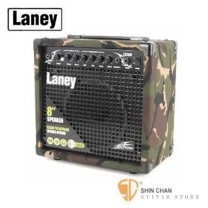 【 電吉他音箱】【Laney LX20R CAMO】 【20瓦CAMO迷彩限量款】【LX-20R】