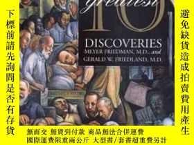 二手書博民逛書店Medicine s罕見10 Greatest DiscoveriesY255562 Friedman, Me