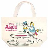 迪士尼 愛麗絲手提袋/747-617