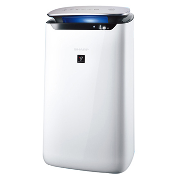 SHARP夏普 自動除菌離子空氣清淨機 FP-J80T-W