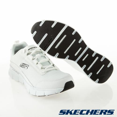 SKECHERS 男 運動系列 SYNERGY 3.0 - 52585WBK
