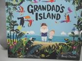 【書寶二手書T1/少年童書_DJ9】Grandad s Island_Davies, Benji