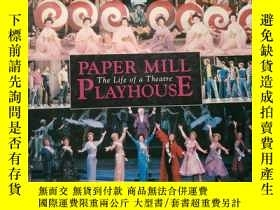 二手書博民逛書店英文原版PAPER罕見MILI PLAYHOUSE The Li