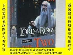 二手書博民逛書店The罕見Lord of the Rings: The Two