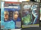 挖寶二手片-C09-000-正版DVD-電影【透明人1+2/系列2部合售】-(直購價)