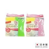 SEIWAPRO日本製造2入廚房清潔海綿 K-39258