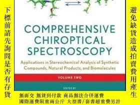二手書博民逛書店Comprehensive罕見Chiroptical Spectroscopy: Applications in