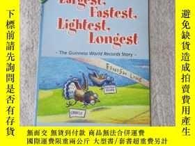 二手書博民逛書店Largest,罕見Fastest, Lightest, Lon