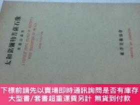 二手書博民逛書店太和銘彌勒菩薩石像罕見A Chinese stone statue of maitreya with inscri