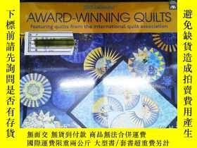 二手書博民逛書店AWARD罕見WINNING QUILTSY253683 . .