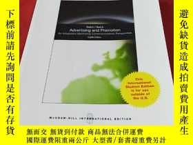 二手書博民逛書店Belch罕見Belch Advertising and Pro
